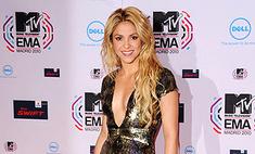 Лучшее на MTV EMA: Шакира, Рианна, Kesha