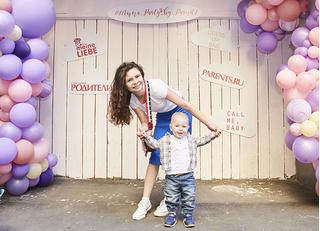 Вечеринка журнала «Счастливые родители» для популярных мам-блогеров в Инстаграм