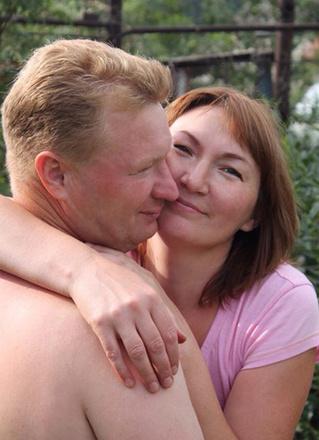 Татьяна и Александр Ждаморовы, фото