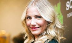 Кэмерон Диаз представила в Москве новый фильм «Зеленый шершень 3D»