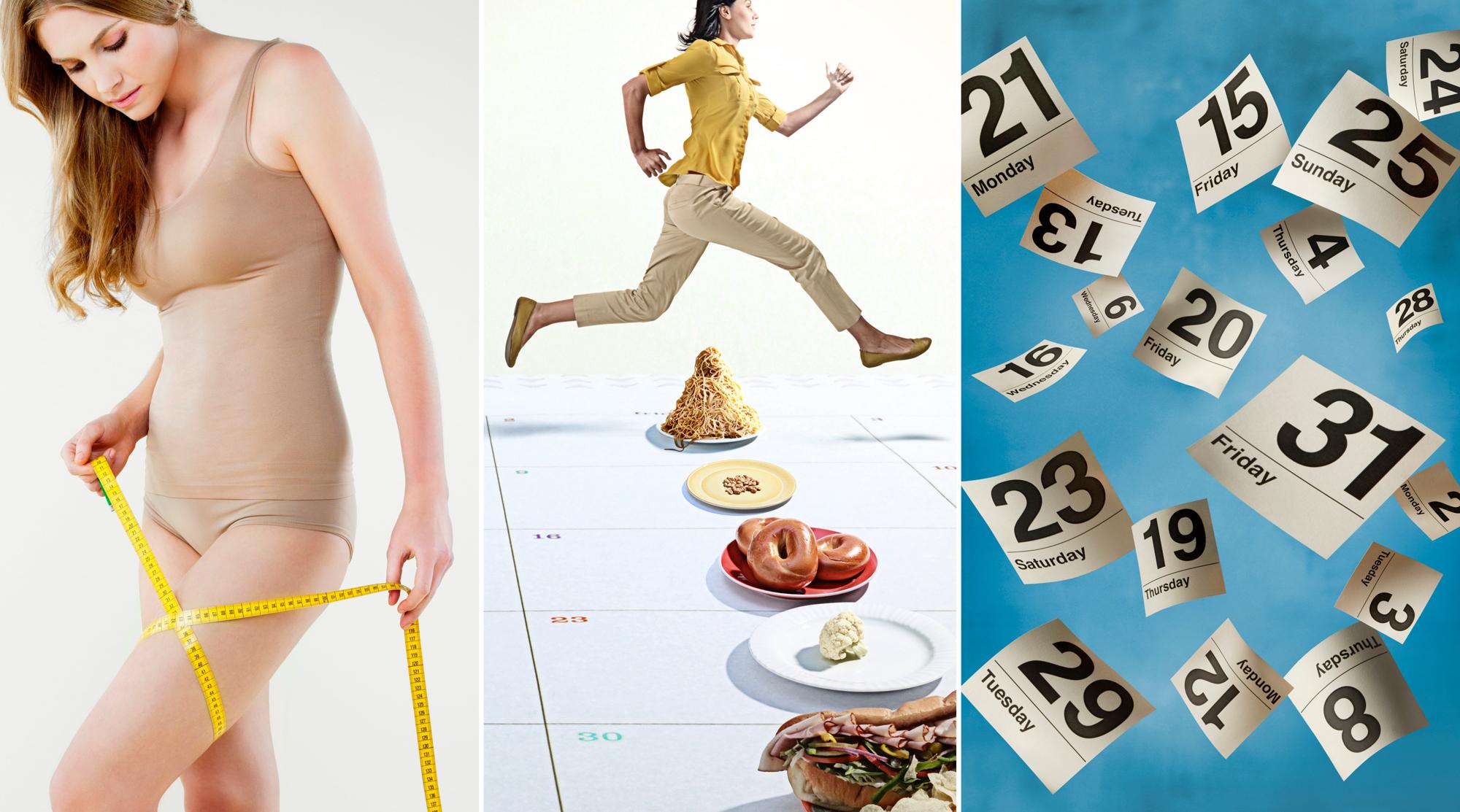 Какие есть диеты быстрого похудения