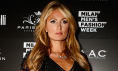 Модный конфуз: Пэрис Хилтон случайно показала грудь