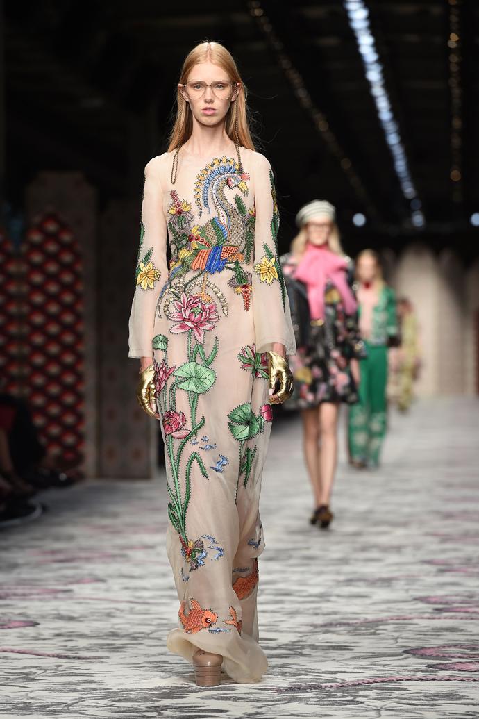 Gucci, весна-лето 2016