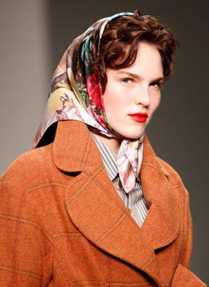 Показ Vivienne Westwood, осень/зима 2014