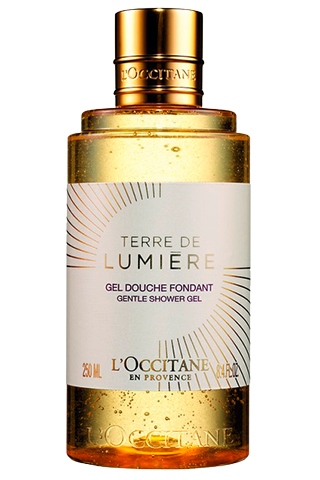 L'Occitane Гель для душа Terre de Lumière;