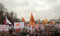 Звезды шоу-бизнеса пришли митинговать на Болотную площадь