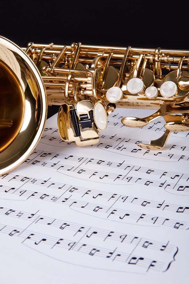 развлечения, музыка, саксофон
