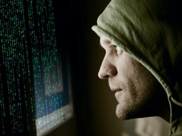 Хакер из России