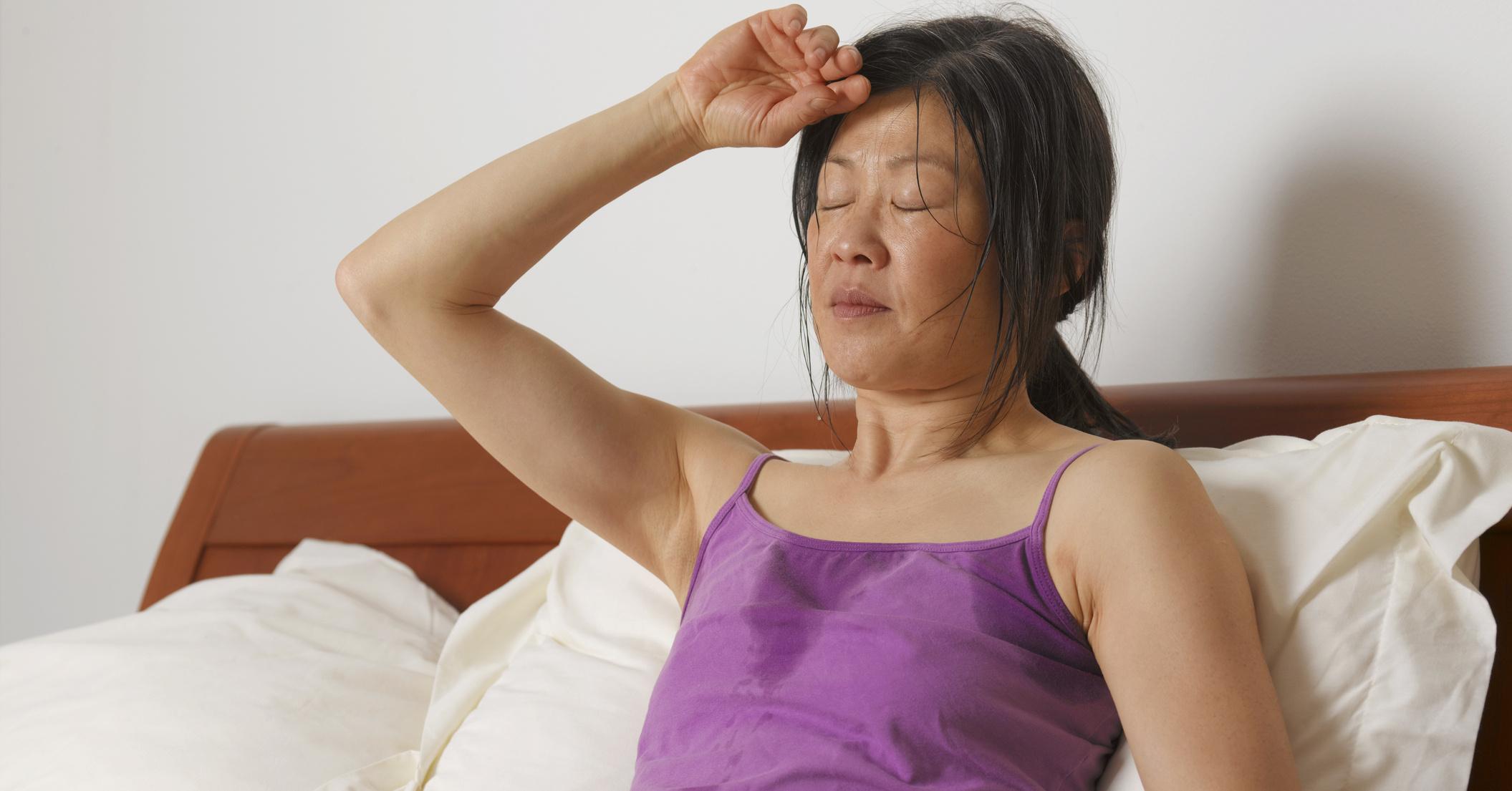Менопауза и потливость причины и лечение гипергидроза при климаксе