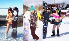 Лыжницы, сноубордистки и фигуристки Иркутска: выбирай самую-самую
