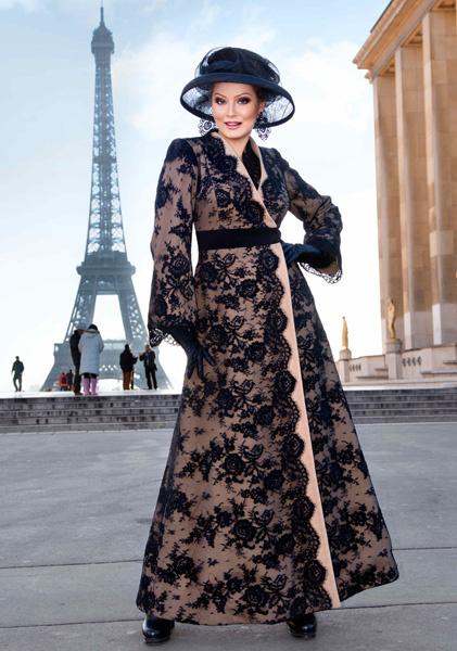 Лена Ленина в Париже