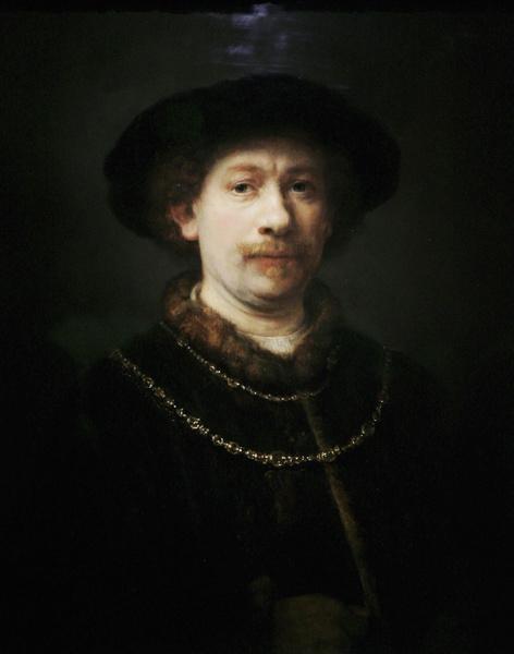 Рембрандт биография