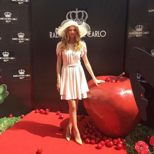 Скачки Гран-при Радио Монте-Карло: Надежда Гуськова фото