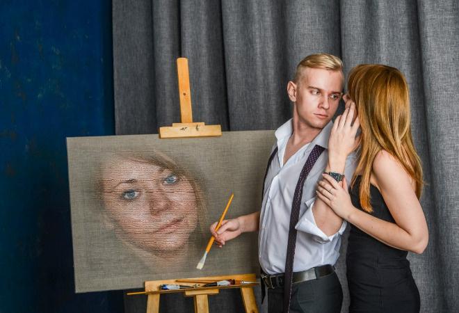 Любовные истории Тулы, Анастасия и Алексей Мощевы