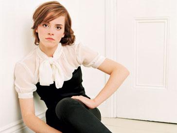 Эмма Уотсон равнодушна к дизайнерским нарядам, но любит вкусно поесть