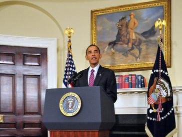 Барак Обама (Barak Obama) обозначил основные цели США