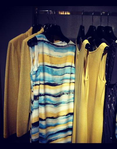 Коллекция St. John сезона весна-лето 2012