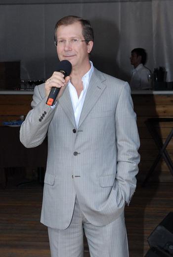 Виктор Шкулев, Президент нашего издательского дома
