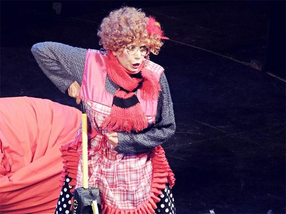 Малыш и Карлсон в Ростове, Ростовский молодежный театр, куда пойти в Ростове, афиша Ростова, куда пойти с ребенком, мультяшные герои