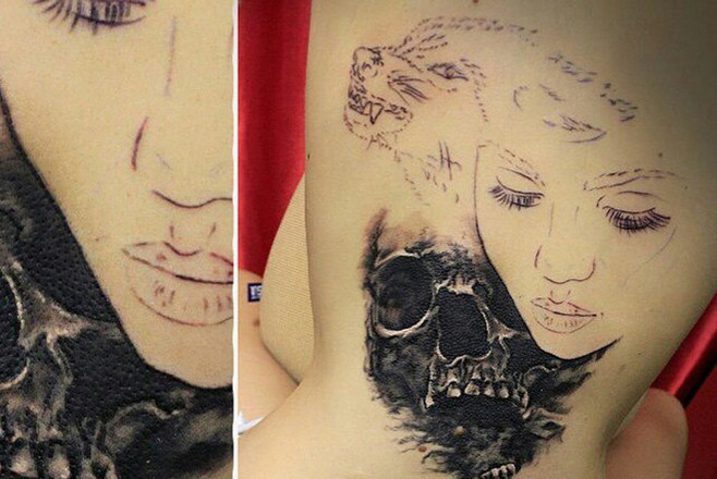 Татуировки Волгоград