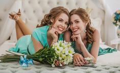 Сестры-близнецы: когда красоты в два раза больше