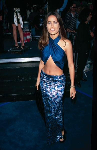 Сальма Хайек, 1997 год