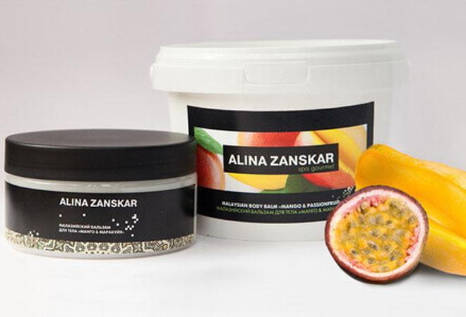 Alina Zanskar, «Манго и маракуйя» отзывы