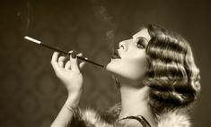 Для любителей ретростиля: макияж 20-х годов