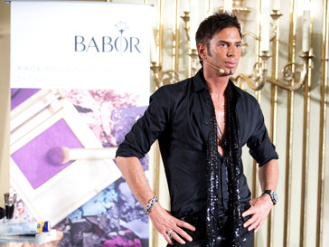 Презентация линии макияжа BABOR
