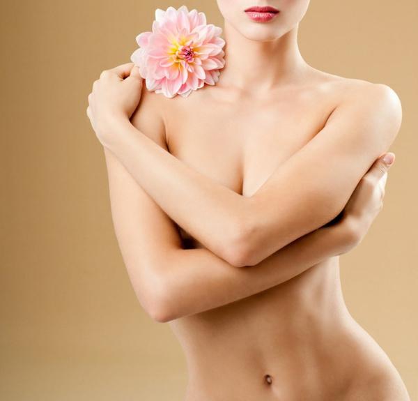 Продукты для увеличения груди