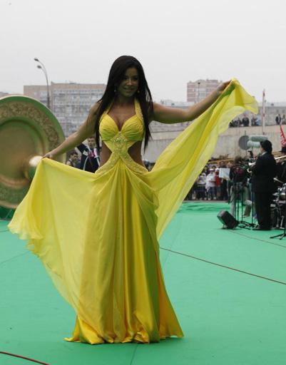 Ани Лорак на Премии Муз-ТВ