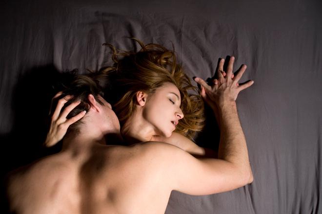 Поглядывая замужем сексом