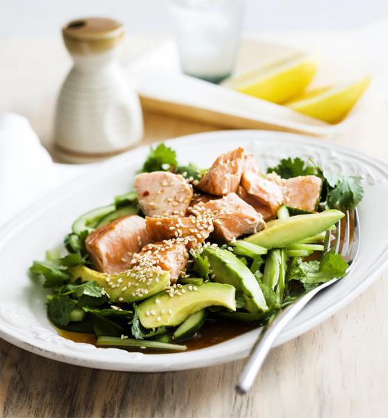 вкусные блюда здорового питания