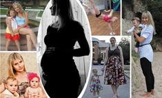 Похудеть после родов: 20 историй молодых мам