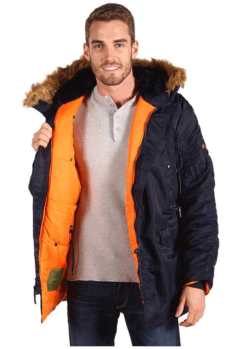 Куртка-аляска