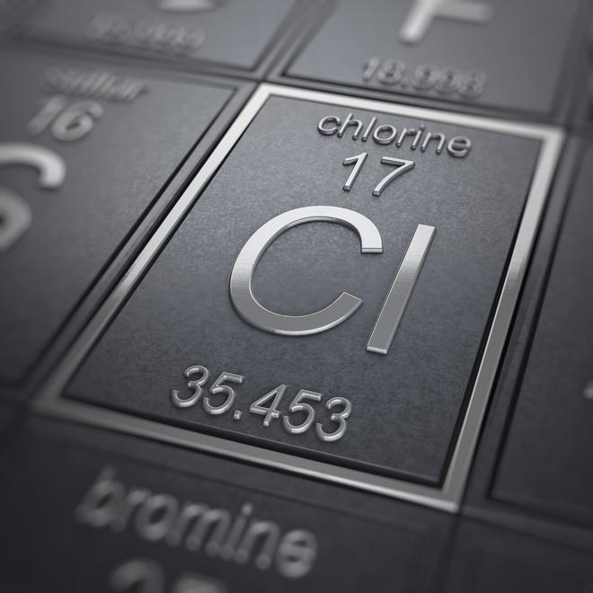 помощь при отравлении хлором