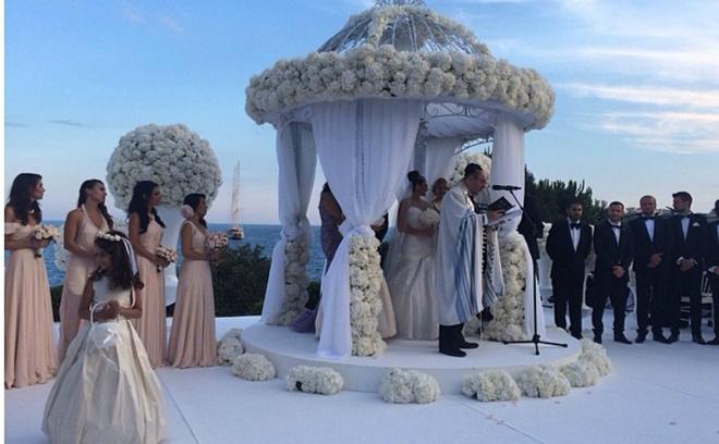 Церемония в Монте-Карло