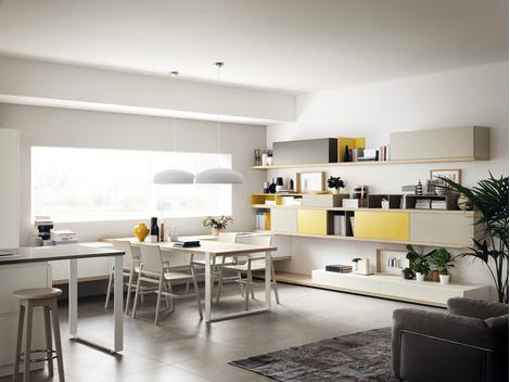 Кухня Foodshelf – новый проект дизайнера Ора Ито для Scavolini | галерея [1] фото [14]