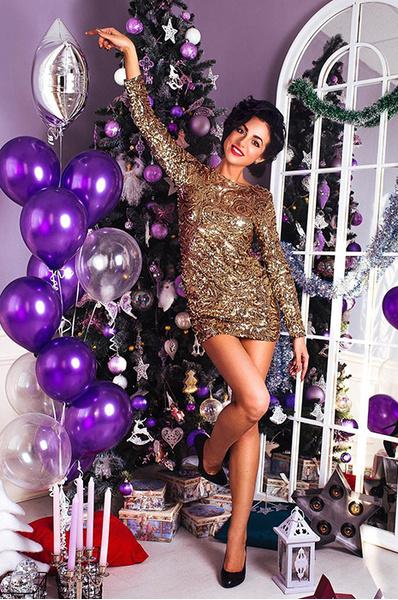 20 платьев на новый год: фото