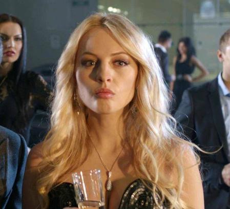 ейтинг «100 самых сексуальных женщин страны – 2014», мужской журнал MAXIM, Янина Студилина