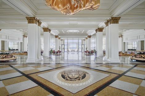 Торжественное открытие отеля Palazzo Versace Dubai | галерея [1] фото [4]