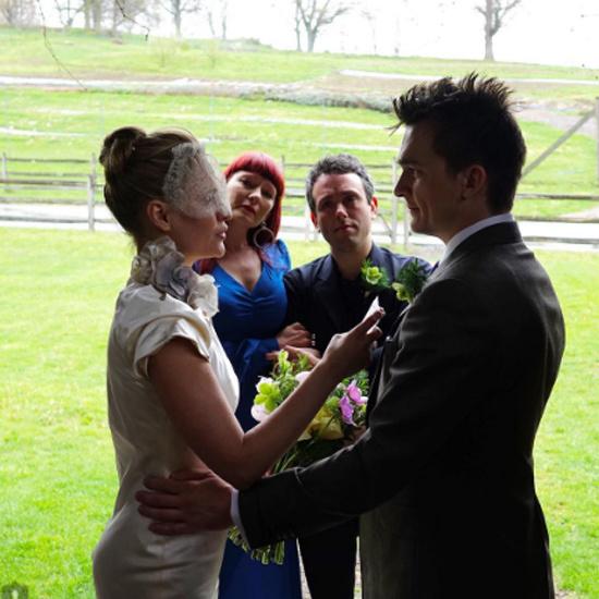 Звезда сериала «Родина» женился на спортсменке без ног