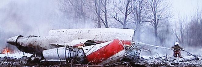 крушение самолета под смоленском