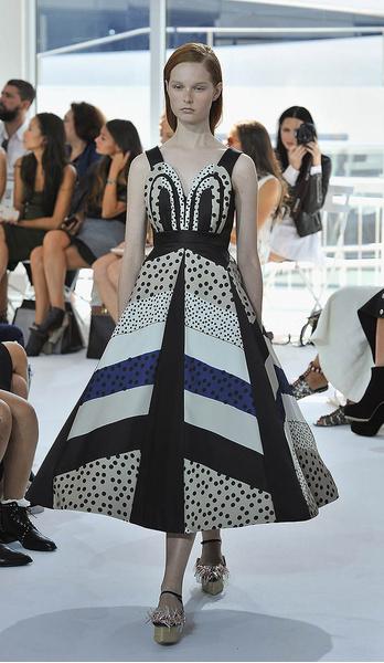 Неделя моды в Нью-Йорке: день девятый | галерея [1] фото [8]