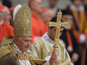 Бенедикт XVI (Benedictus XVI)