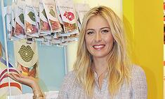 Потянуло на сладкое: Мария Шарапова создала конфетный бренд Sugarpova