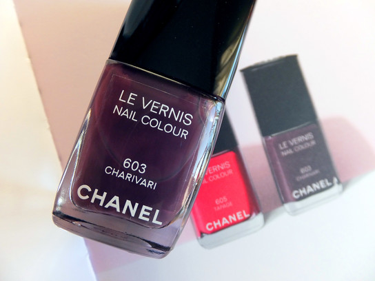 Chanel Notes du Printemps Makeup Collection