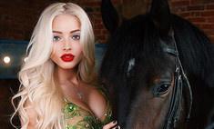 Шишкова прокомментировала съехавшую грудь