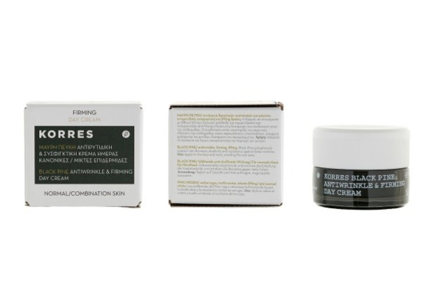 дневной крем korres antiwrinkle firming day cream