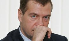 Дмитрию Медведеву доложили о ситуации в Ставрополе